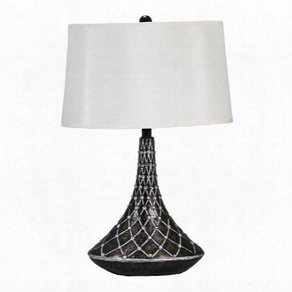Brompton Gate Contemporary Table Lamp