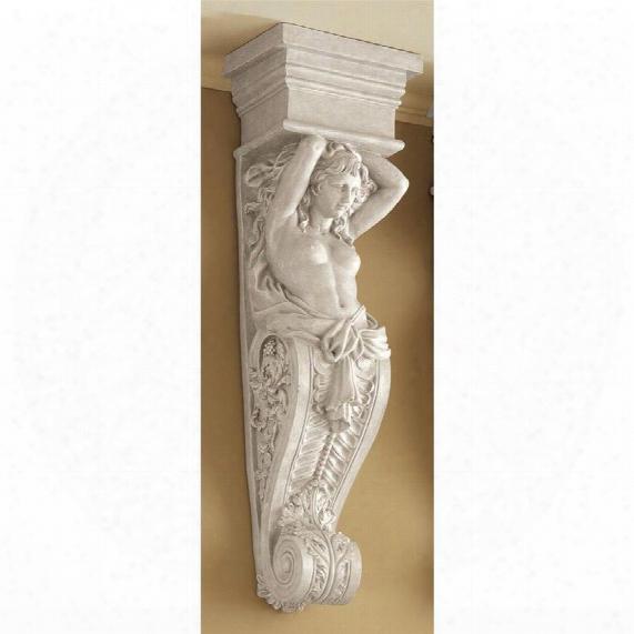 Caryatid Wall Sculpture
