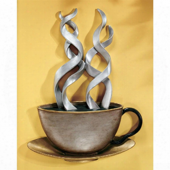 Cup Of Joe Wall Sculpture