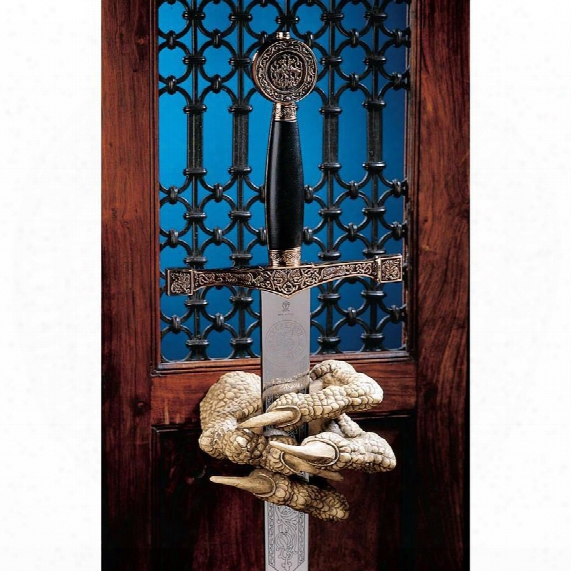 Dragons Thorne Macgarvey Claw Sword Hanger