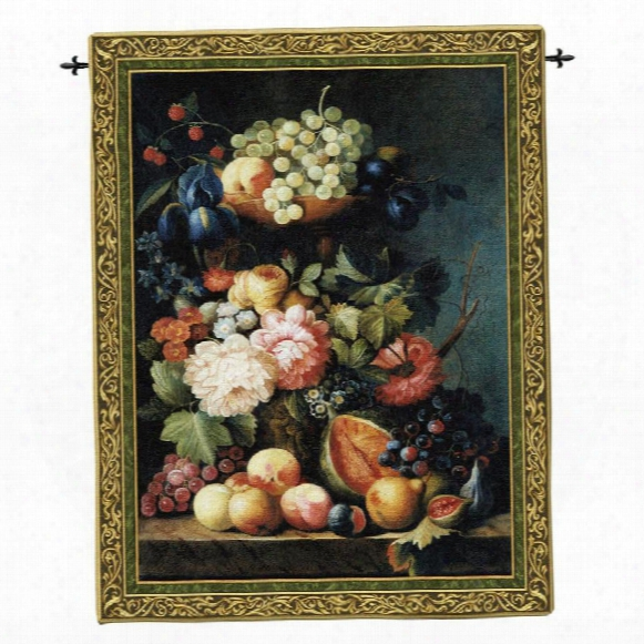 Fruit Medley Wall Tapestry: Large