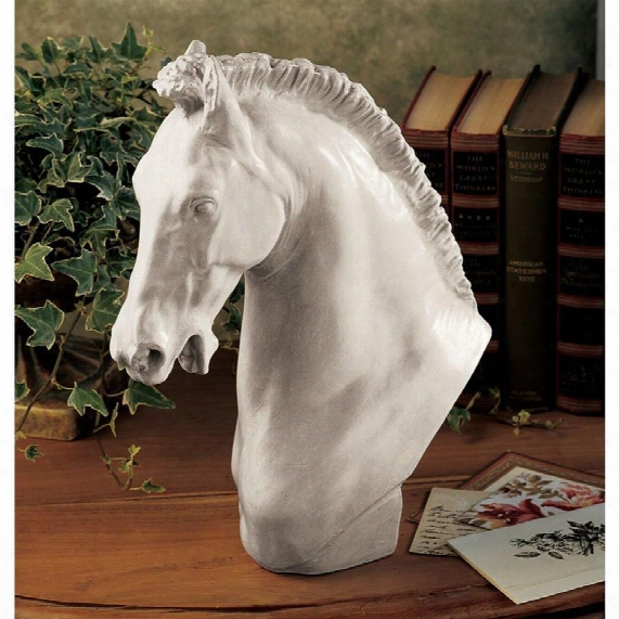 Horse Of Turino S Culpture: Set Of Two