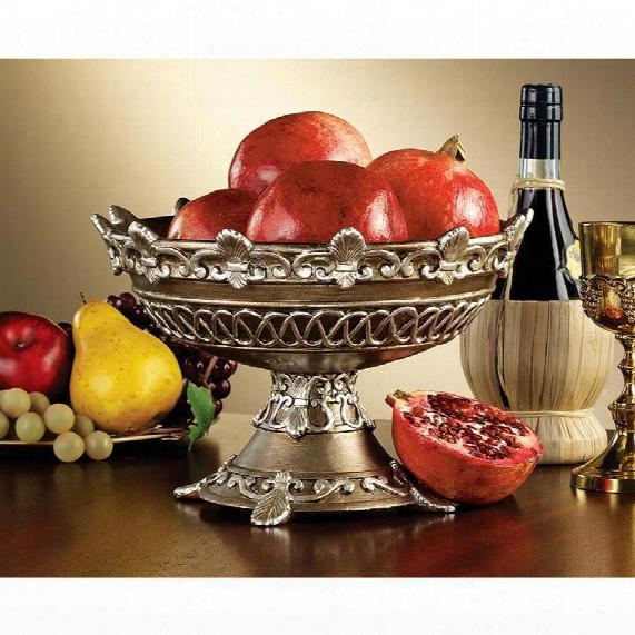 King Arthur's Vessel Of Avalon Centerpiece Bowl