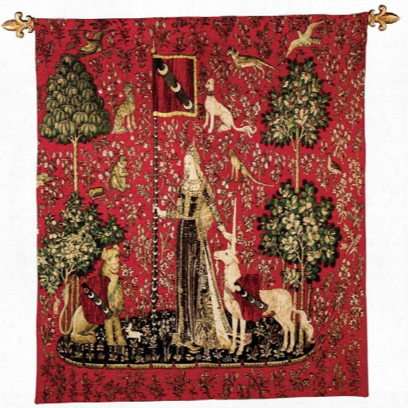 Le Toucher Tapestry