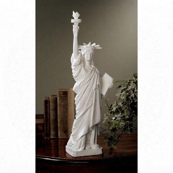 Liberty Enlightening The World Sculpture
