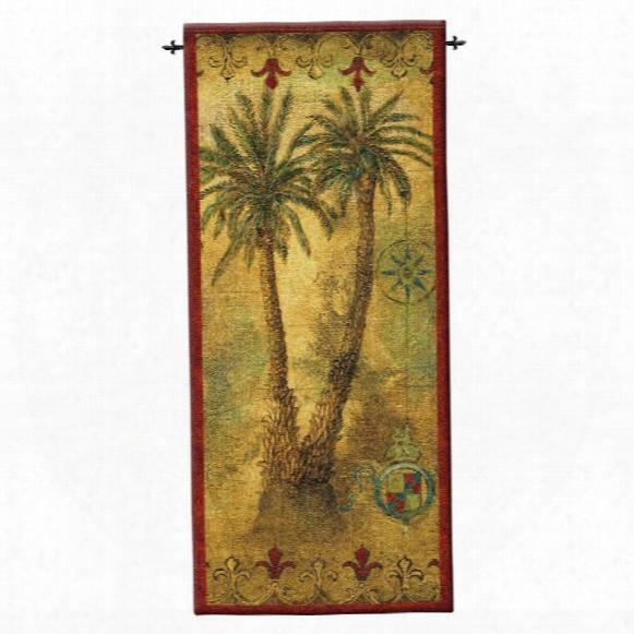 Masola Panel I Wall Tapestry