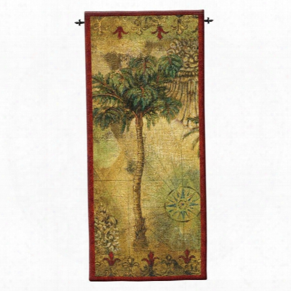 Masola Panel Ii Wall Tapestry