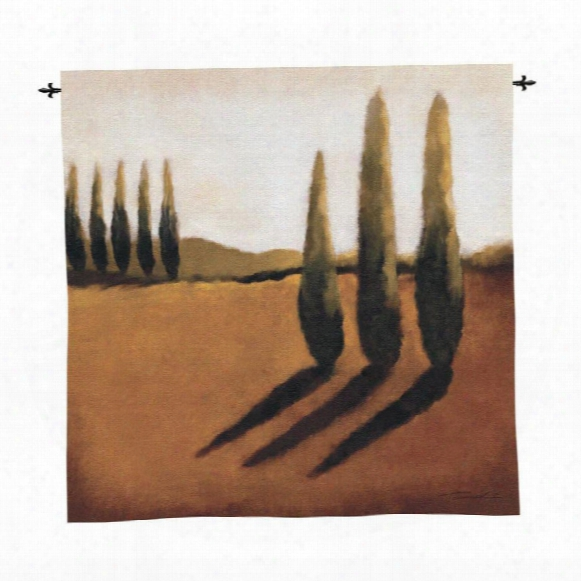 Memories Of Tuscany I Landscape Wall Tapestry