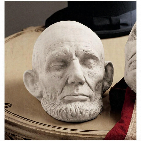Mills' Abraham Lincoln Life Mask