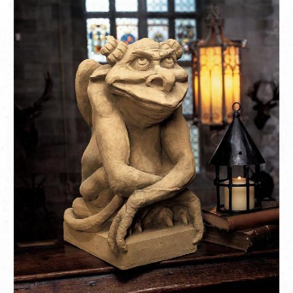 Oscar, The Gargoyle With Attitude Statue: Large