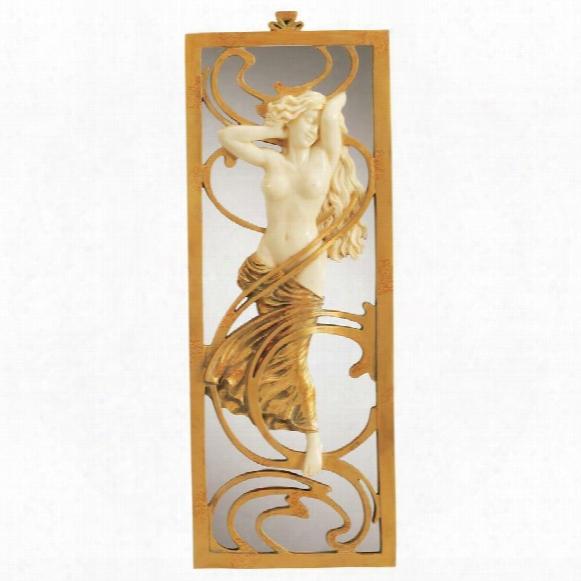 Parisian Salon Art Nouveau Mirror