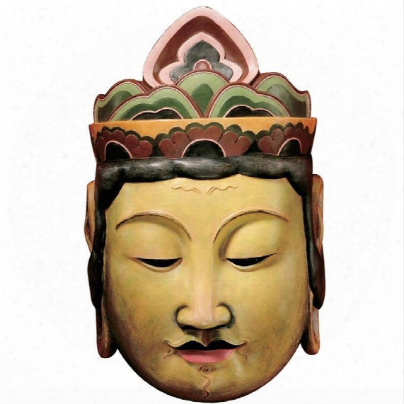 Processional Masks Of The Devas: Taishakuten