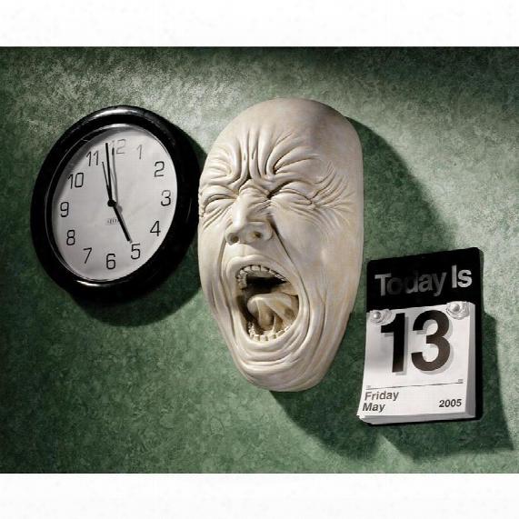Screaming Simon Wall Sculpture