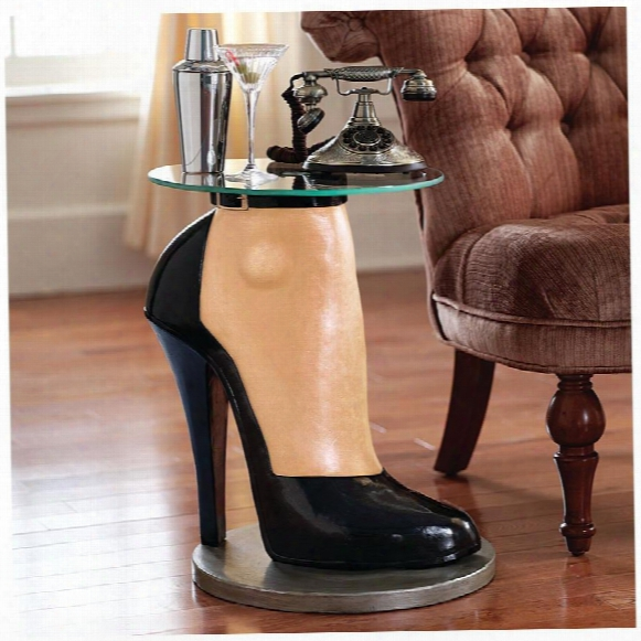 Stilettos Anyone? Sculptural Table