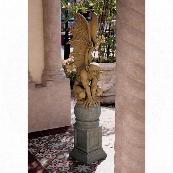 Talysus The Terrible Gargoyle Sculpture
