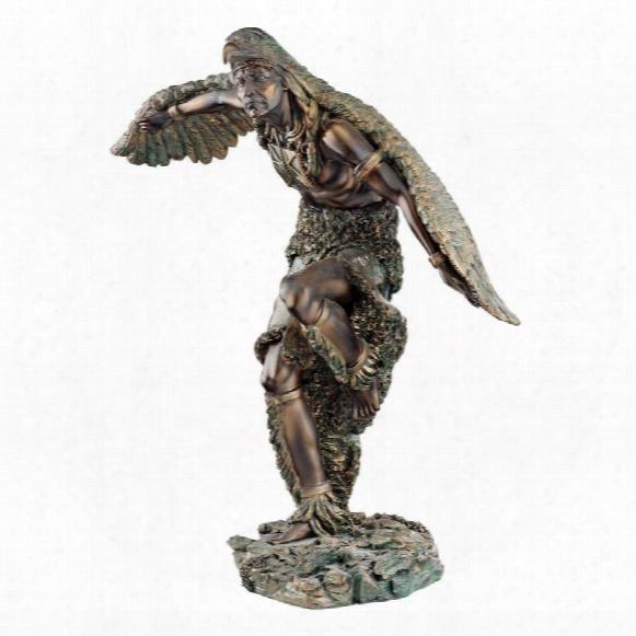 The Eagle Dancer Sculpture