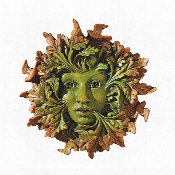 The Somerset Greenwoman Sculpture