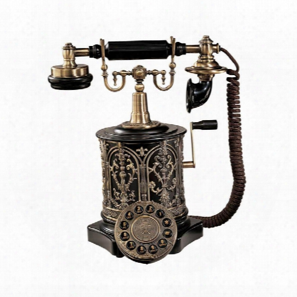 The Swedish Royal Family 1893 Reproduction Telephone