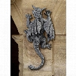 Gargoyle Demon on the Loose Wall Sculpture