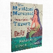 The Mystical Mermaid Tavern Canvas Wall Hanging