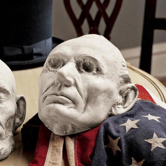 Volk's Abraham Lincoln Life Mask