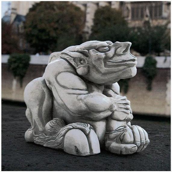 Winston Gargoyle Sculpture: Small