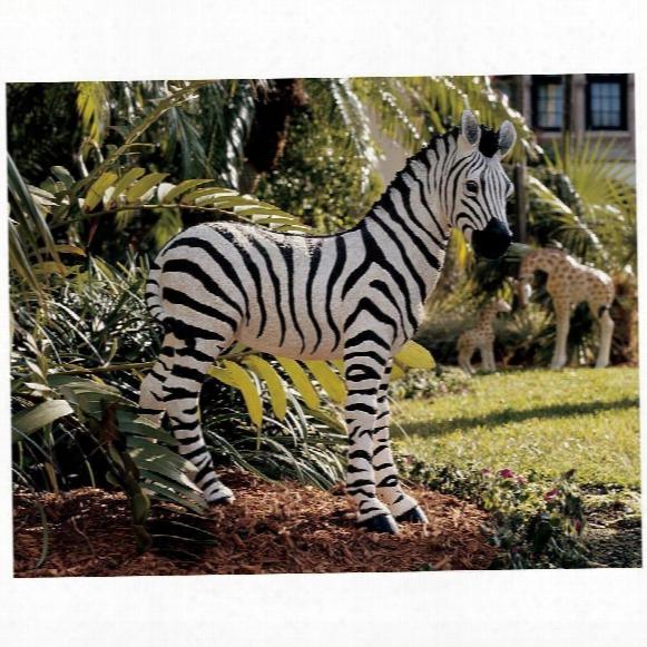 Zairen, The Zebra Sculpture