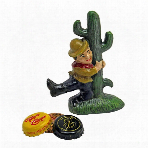 Cactus Cliff Cas T Iron Bottle Opener