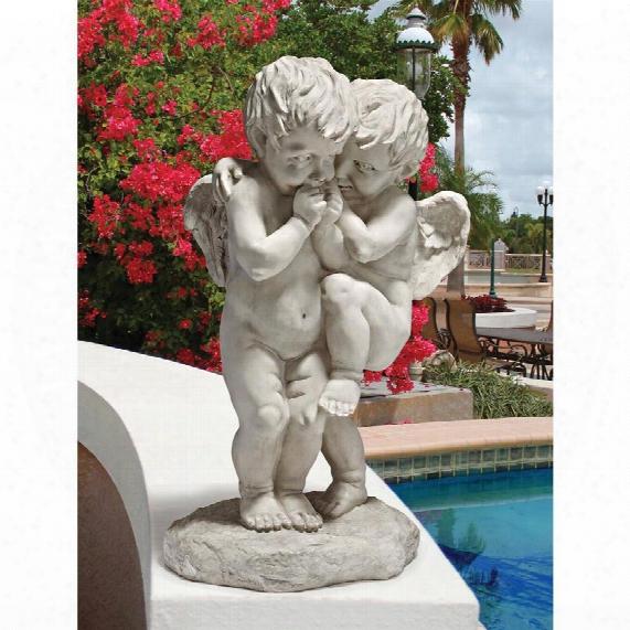 Cherubs D'amour Statue
