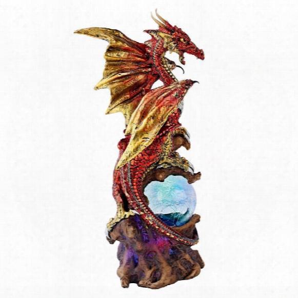 Dragon Defender Of Life Source Orb