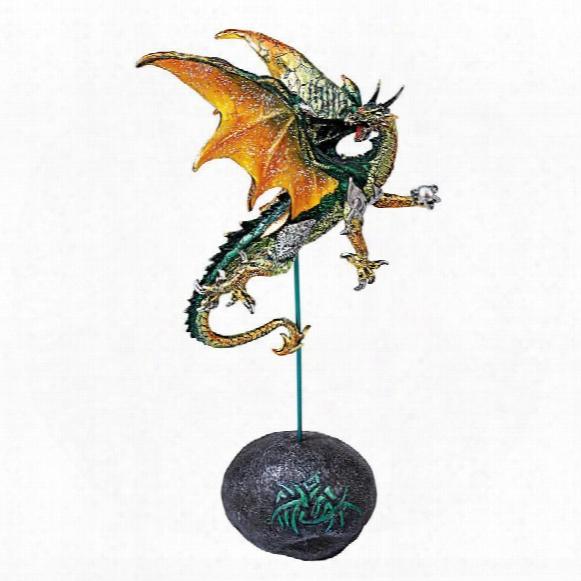 "Dragon Miions Of Darkness"" Earth Dragon Statue"