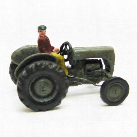 Earth Mover Replica Cast Iron Farm Toy Tractor