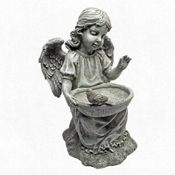 Garden Glory Angel Statue