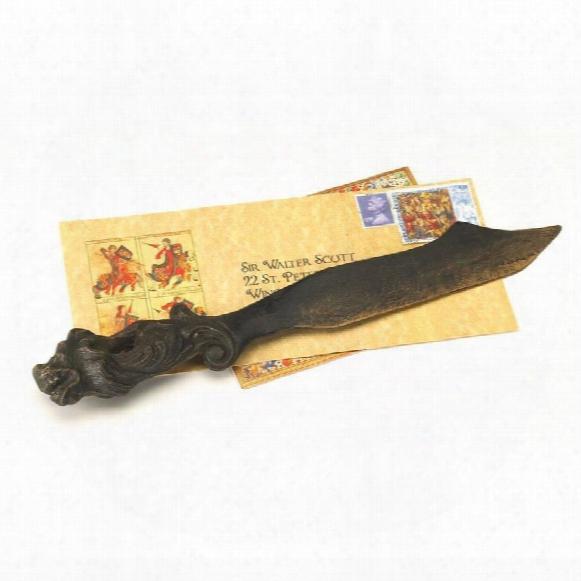 Griffon Sword Oversized Iron Letter Opener