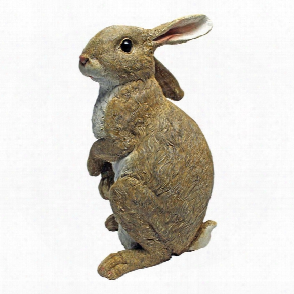 Hopper, The Bunny, Position Garden Rabbit Statue