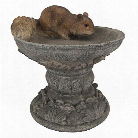 Hunter, The Woodland Squirrel Statue