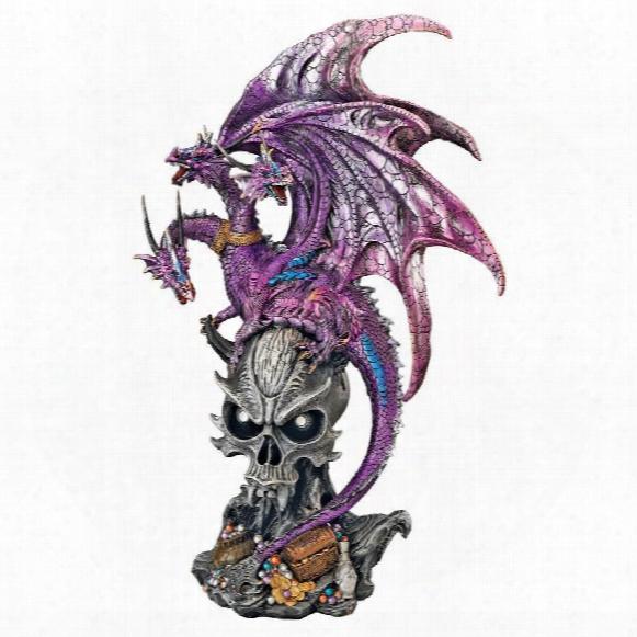 Hydra Of Lerna Mythical Dragon Statue