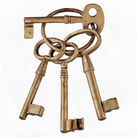 Iron Keys Of The Conciergerie