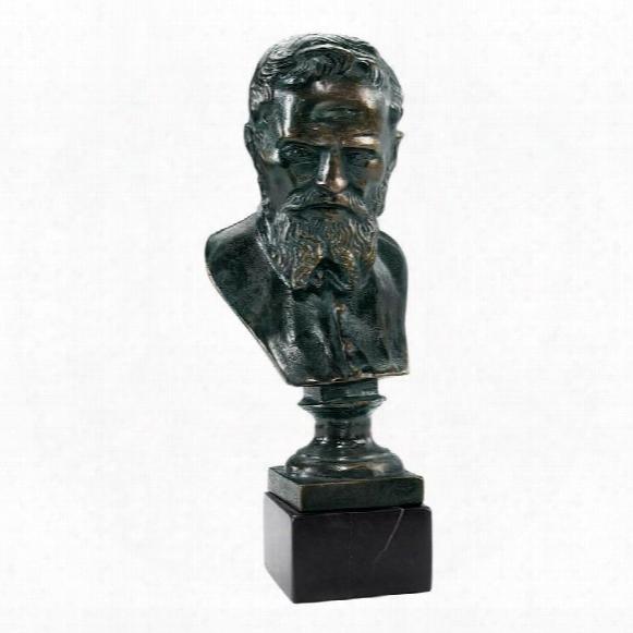 Michelangelo Buonarroti: Renaissance Man Bust