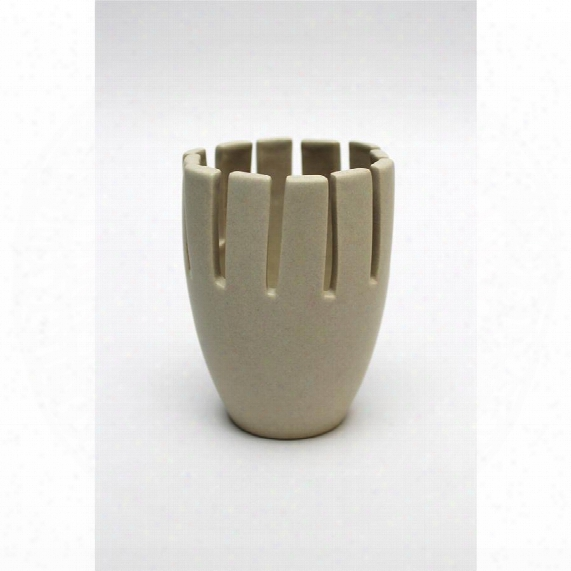 "Noya 3"" Tauoe Hand-crafted Ceramic Vase"