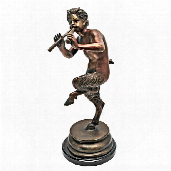 Pan, Greek God Of The Forest Statue: Medium