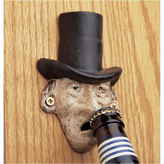 Parson Ian Troon Bottle Opener