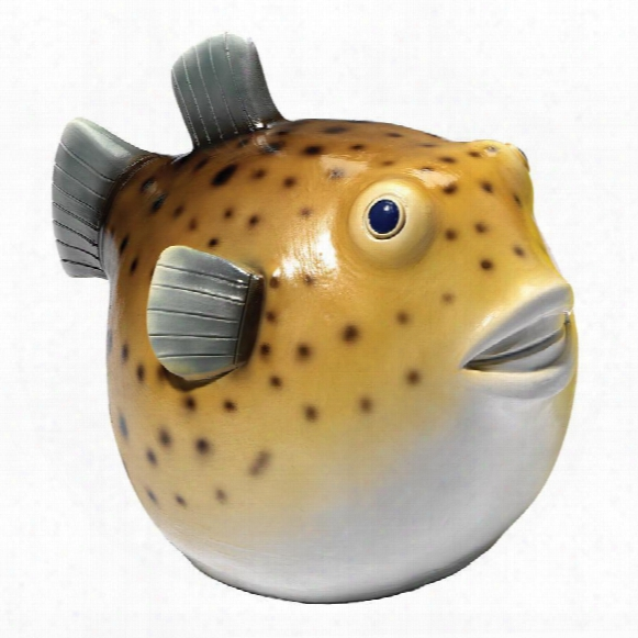 "Portly Pond Pufferfish"" Collection"
