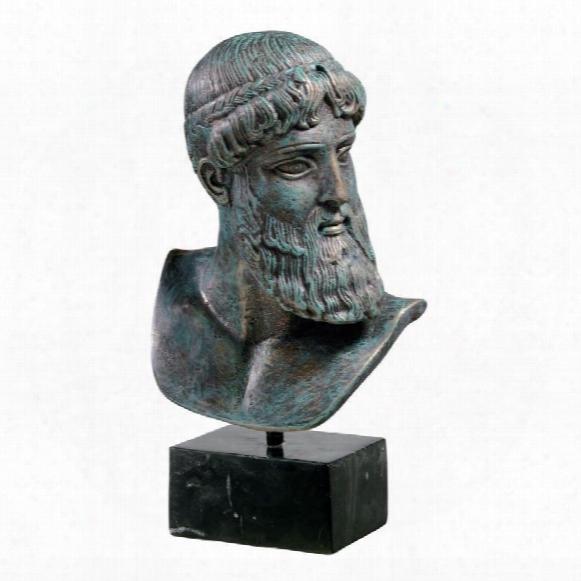 Poseidon Of Artemision Statue