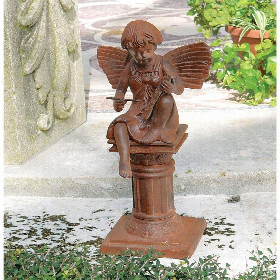 Reading Fairy Of The Humanities Sculpture