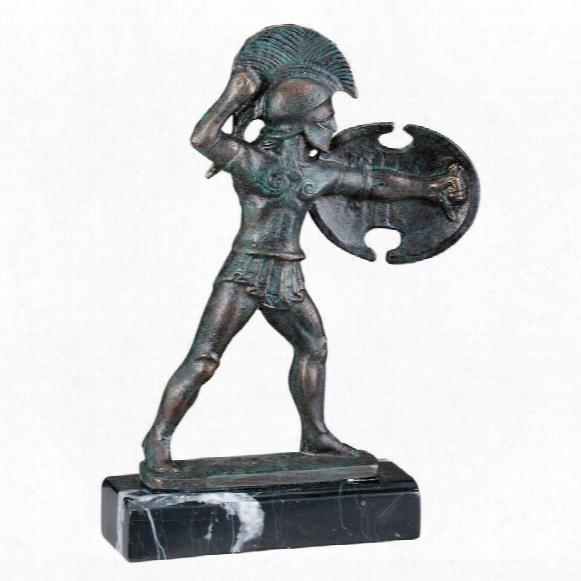 Spartan Hellenistic Ironwork Sculpture