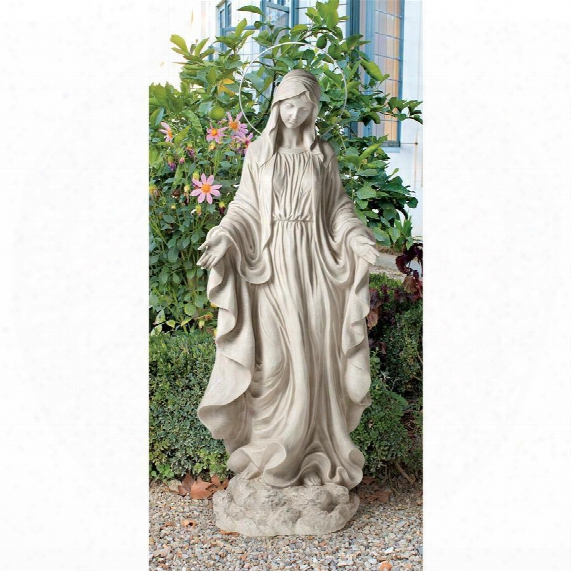 The Blessed Virgin Mary Heavens Light Statue