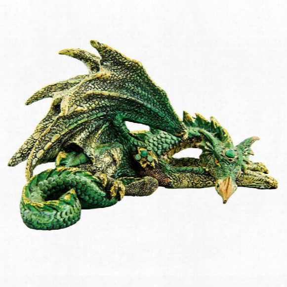 "The Gothic Dragon Of Mordiford"" Statue"