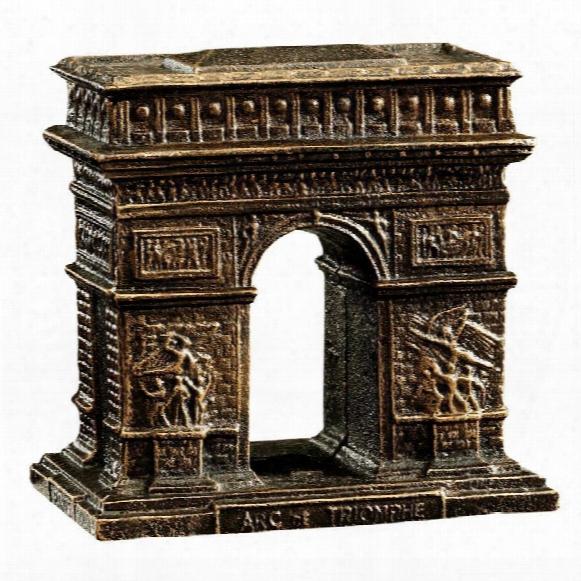 The Icons Of Paris: Arc De Triomphe