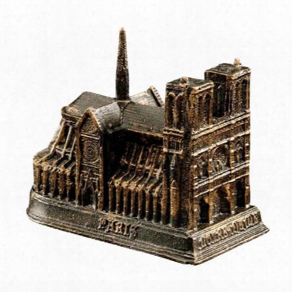 The Icons Of Paris: Notre Dame